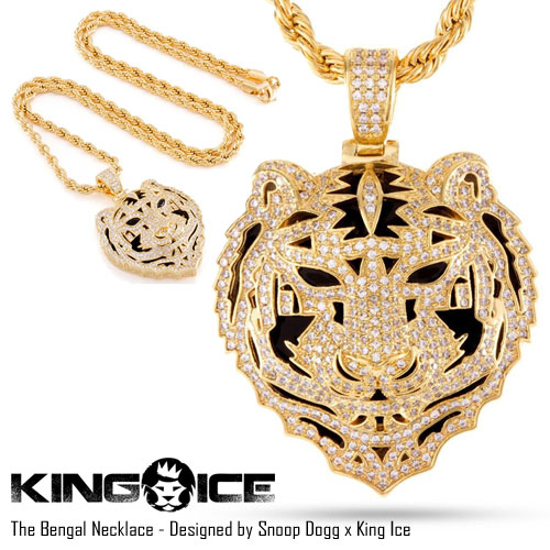 B king ice the bengal necklace mozeypictures Gallery